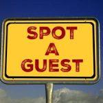Spot a Guest